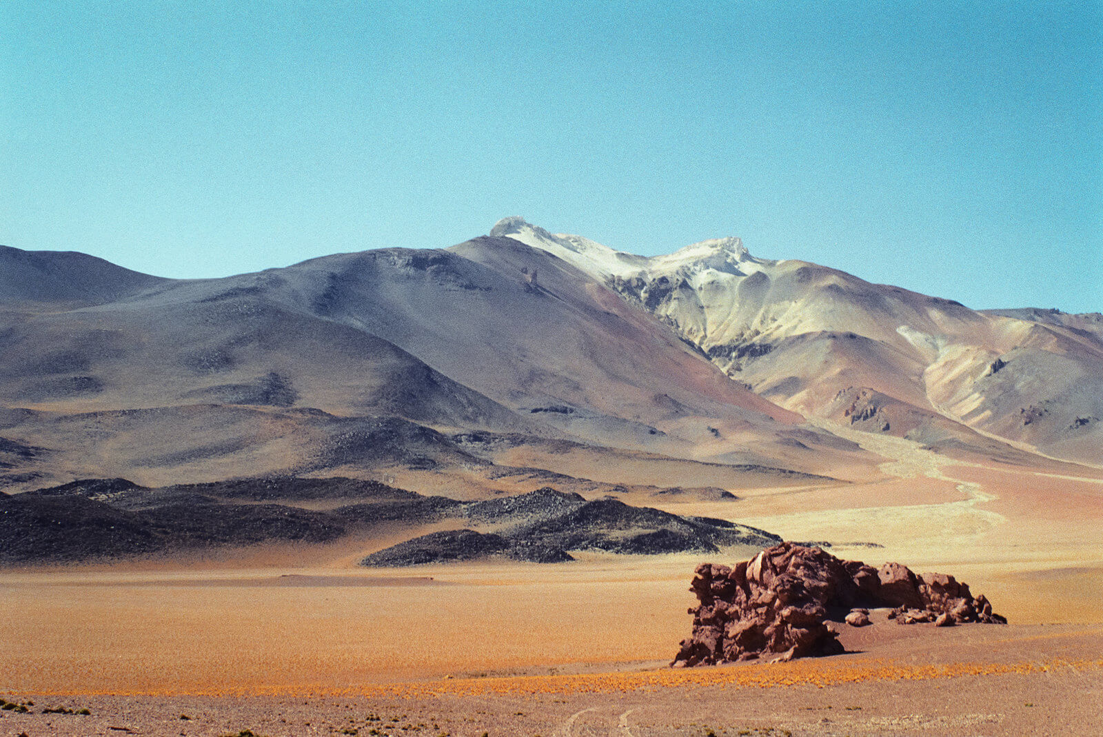 Deserto do Atacama Fonte: Jen Morgan.