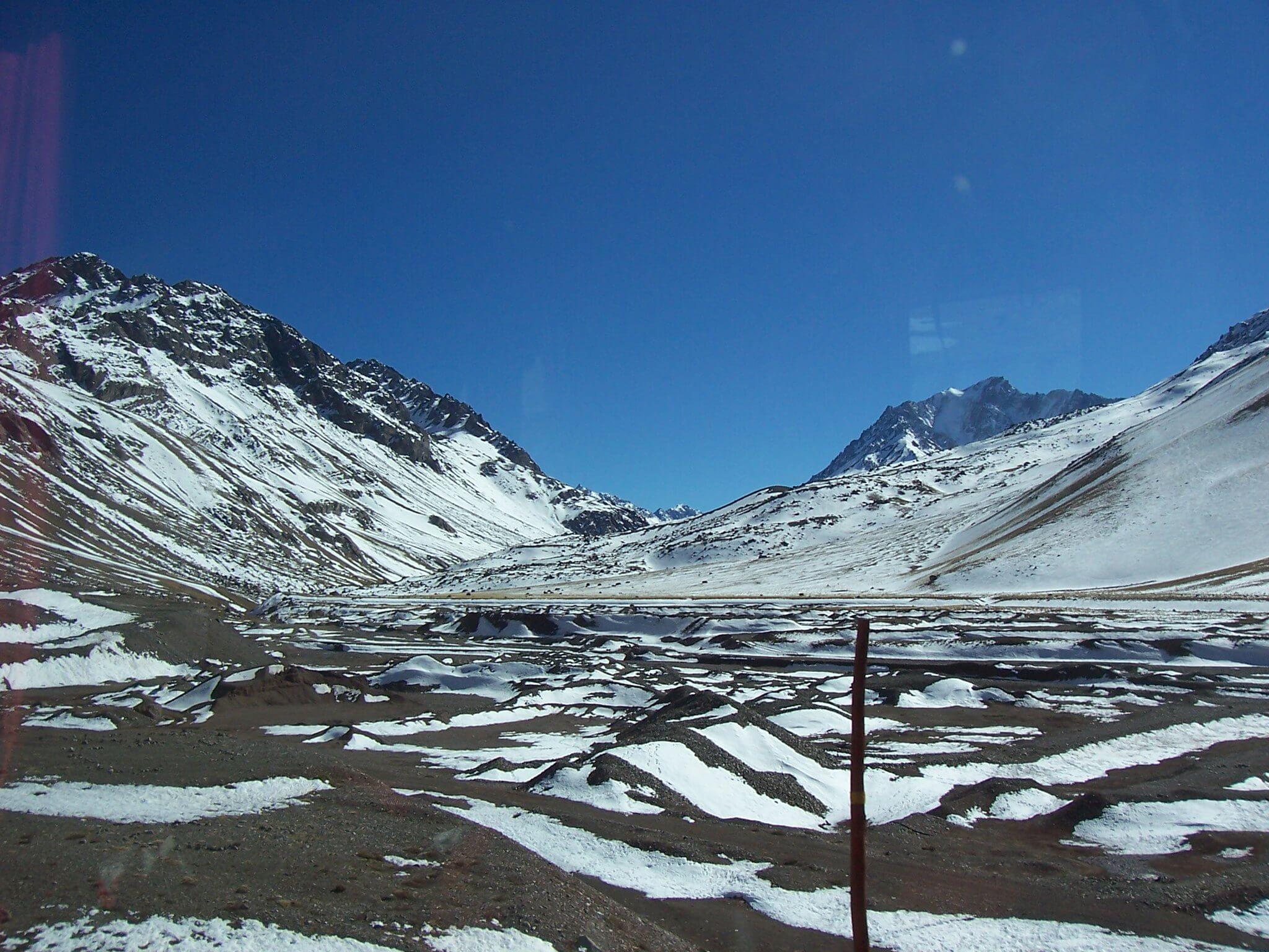 Mendoza. Fonte: Leandro Kibisz