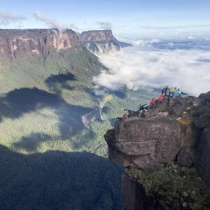 Monte Roraima. Fonte: @araguacybezerra