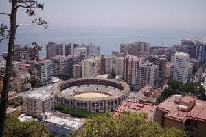 Málaga. Fonte: Nicolas Vigier.