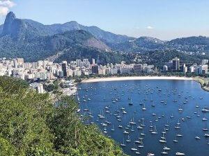 Rio de Janeiro. Fonte: Mark Pegrum.