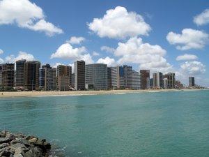 Fortaleza. Fonte: Luiz Felipe Sahd