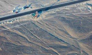 Nazca – Peru. Fonte: Diego Delso.
