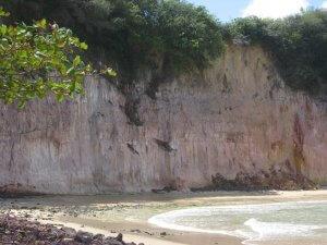 Baía dos Golfinhos. Fonte: Marcelo Medeiros.