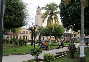 Plaza de Armas – Iquitos. Fonte: Peter – Flickr